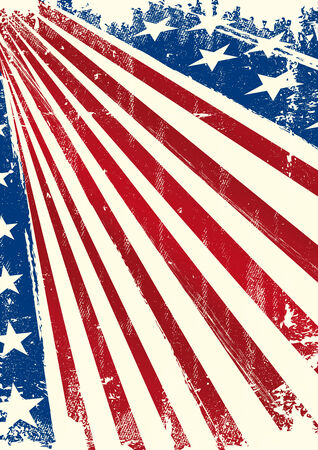 An american background for you   Vector