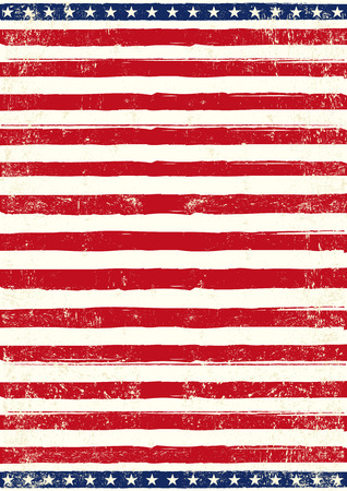 An american background for your patriotic poster Vector