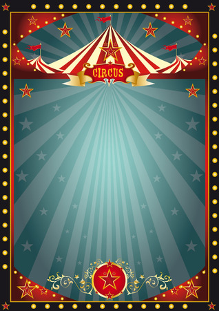 A circus dark background for you Vector
