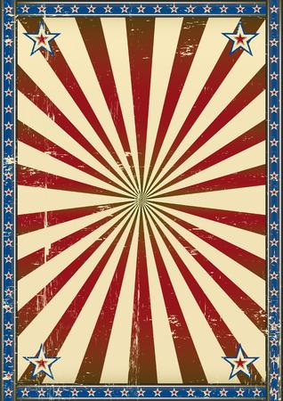 Patriotyczne tło z tekstury dla Twojej reklamy