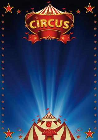 fondo de circo: Un fondo de circo hermoso para su entretenimiento