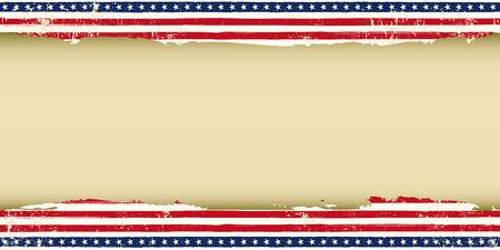 publicity: Un fondo americano saludo para su publicidad