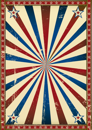 publicity: A patriotic background with a texture for your publicity