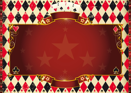 Horizontal Casino background. A casino background for your poker tour
