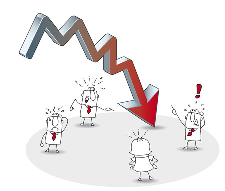 bad leadership: the results of this work team are very bad. It is a crisis