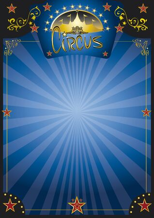 A new circus poster for your entertainment