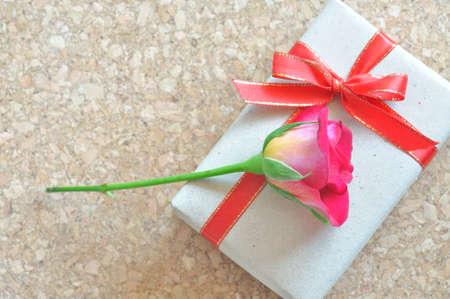 love box: love box valentine concept Stock Photo