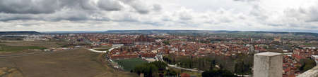 palencia province: Palencia, Spain - April 6, 2012 - Palencia is a Spanish city of the autonomous community of Castilla y León, the capital of the province of the same name
