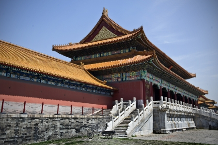 Forbidden City (Zijin Cheng) in Beijing, China