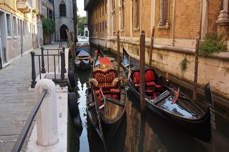 waterbus: Gondola at Venice