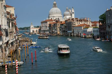 canal: Grand Canal At Venice