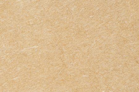 Paper texture - brown kraft sheet background. 写真素材