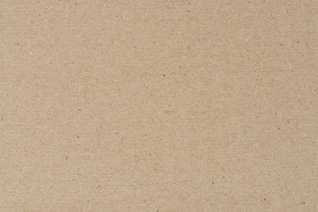 Paper texture - brown kraft sheet background. 版權商用圖片