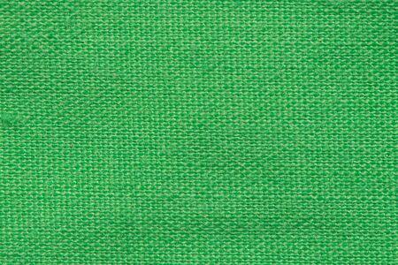 green background texture: Green fabric texture for background. Background of linen fabric. Stock Photo