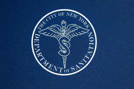 City of New York Department of Sanitation logo