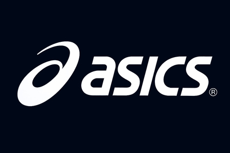 Asics logo Editorial