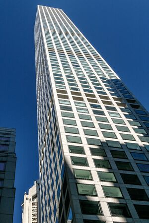 432 Park Avenue - luxury residential tower in midtown Manhattan.
