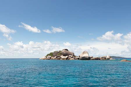 similan: Similan islands