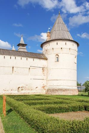 The Garden Tower in the Metropolitan Garden in the Rostov Kremlin