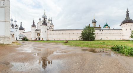 Cathedral Square in the Rostov Kremlin