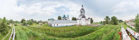 The Avraamievsky Epiphany Monastery in Rostov the Great, Yaroslavl Region Фото со стока - 78250308