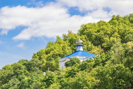 Church of the Holy Ascension Makaryevsky Monastery in Tatarstan