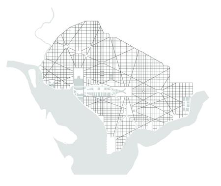 Map Usa Dc - Us washington dc map