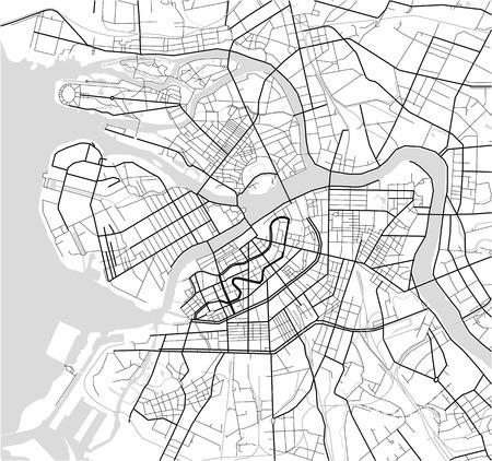 map Saint Petersburg, Russia