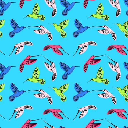Modelo inconsútil de Hummingbird
