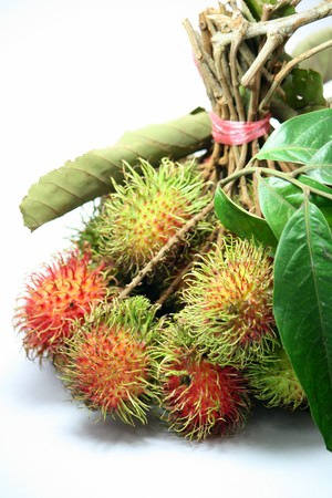 rambutan , thai fruit photo