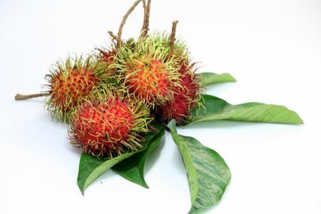 rambutan , thai fruit