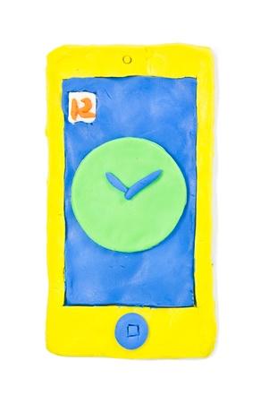 copy of smartphone display Stock Photo - 16809063