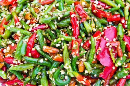 chop mix hot chili