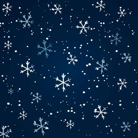 blizzard: Vector beautiful Christmas background