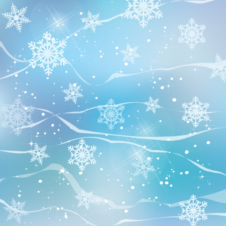 Vector beautiful Christmas background Stock Vector - 16553935