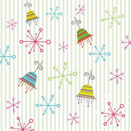 Vector beautiful Christmas background  Vector