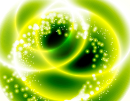 Vector shiny energy abstract background. Vector