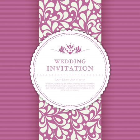 royal frame: Beautiful template frame design for greeting card
