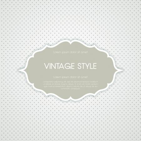 Vintage kaart Stock Illustratie