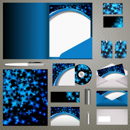 corporate image: Corporate identity templates
