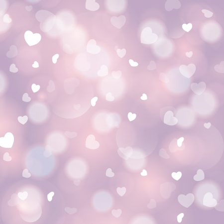 Pink love abstract background