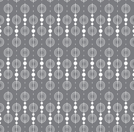 antique fashion: Abstract seamless geometric pattern