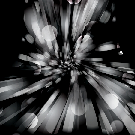 Acceleration speed motion background  Vector