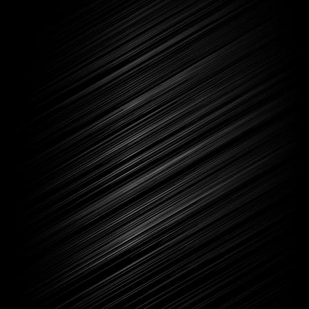黒い金属の質感。  イラスト・ベクター素材