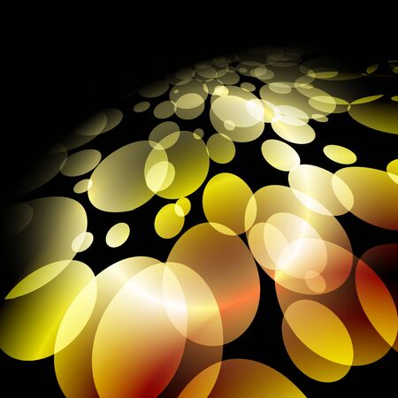 Soft glittery lights abstract Christmas background   Stock Vector - 22489181