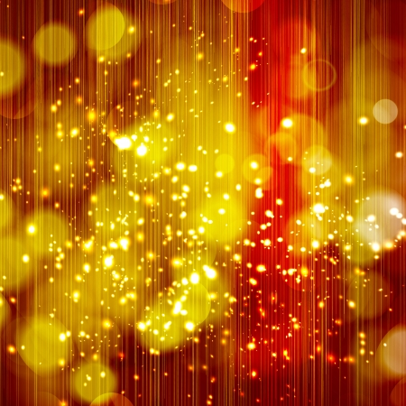 Glittery lights silver abstract Christmas background. Stock Vector - 23768419