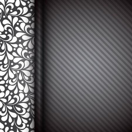 Elegant cover design. Vector
