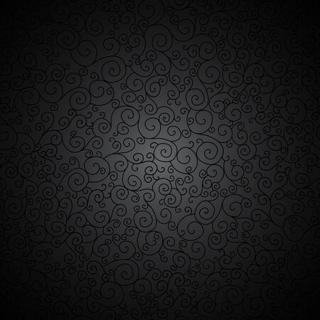 modern wallpaper: Seamless background from a floral ornament fashionable modern wallpaper or textile