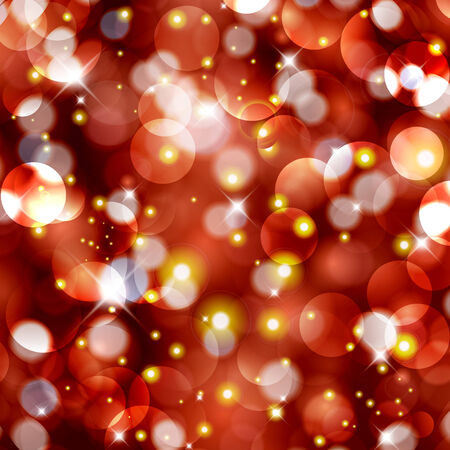 Glittering Christmas background. Vector