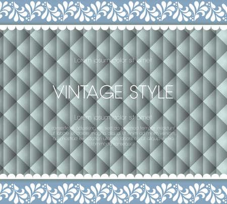 Detailed template frame design for Christmas invitation card. Stock Vector - 24149064